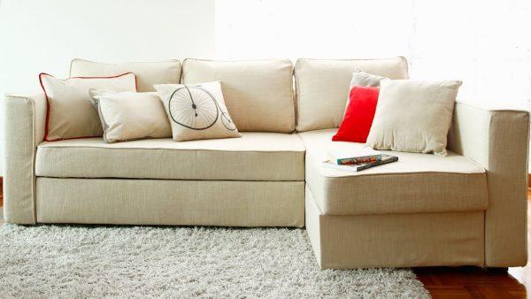 Top Slipcover For Ikea Manstad Sofa Bed Snug Fit Versiondoovi Medium