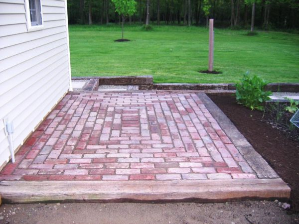 Top Small Brick Patio Ideas Best House Designcontemporary Medium