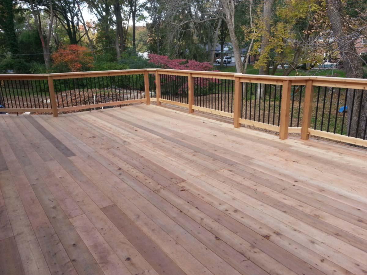 top st louis decks composite decking vinyl decking azek
