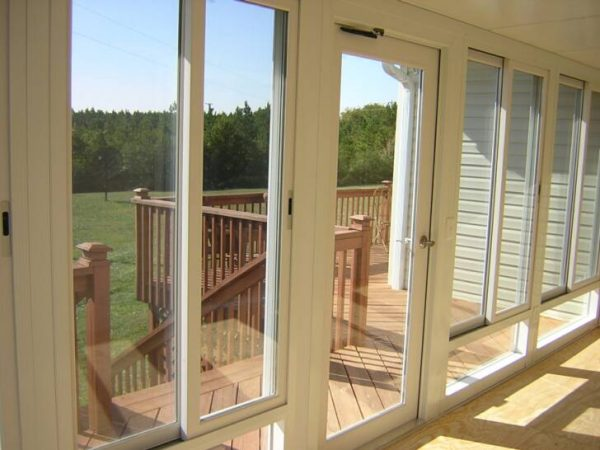 Top Sunrooms By Stekside Sliding Glass Panels Side Sliders Medium