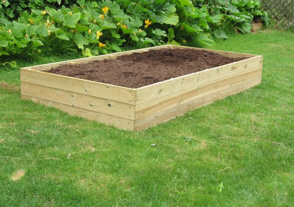 Top Timber Raised Beds For Easier Gardeningaccess Garden Medium