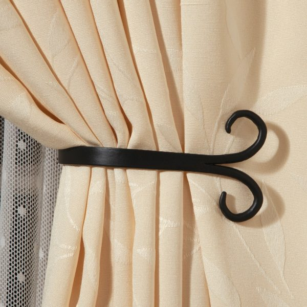 Top Where To Hang Metal Curtain Tie Backscurtain Medium