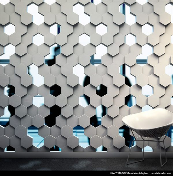 Unique Interlockingrock Blocks For Screen Wall Partitions Medium