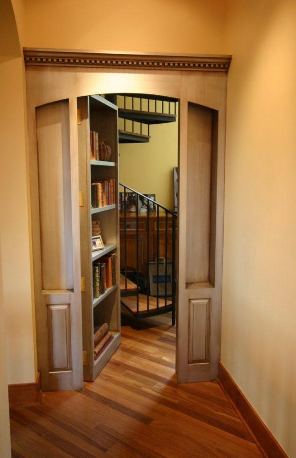 We Share 16 Amazing Hidden Rooms And Secret Passageways In Houses Medium