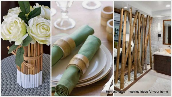 We Share 18 Epic Bamboo Crafts For Your Home And Decor Medium