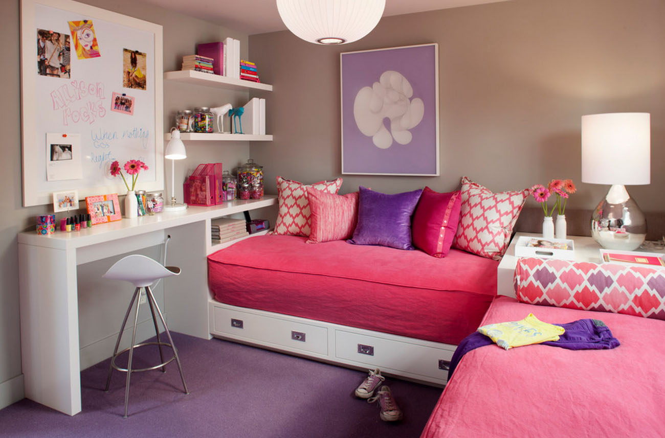 we share 19 great girls room decor ideas with photos