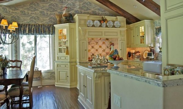 We Share 20 Ways To Create A French Country Kitchen Medium