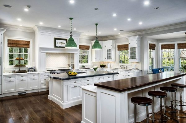 We Share 40 Beautiful White Luxury Kitchen Decor Ideas Instaloverz Medium