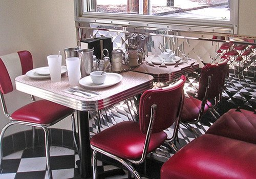 We Share 50s Diner Home Design Ideas Pictures Remodel And Decor Medium