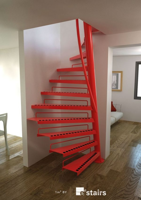 We Share 82 Best Images About Compact Stairs On Loft Medium