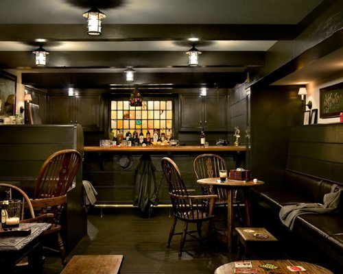 We Share Best Irish Pub Basement Design Ideas   Remodel Pictures Medium