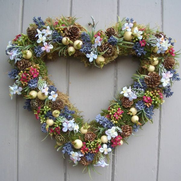 We Share Best Spring And Easter Wreaths Creative Home Design Medium