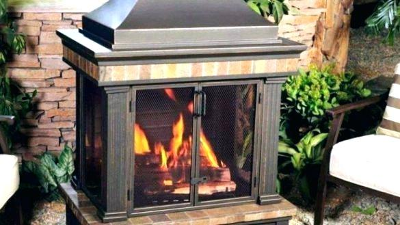 We Share Cheerful Prefabricated Wood Burning Fireplace N2757472 Medium