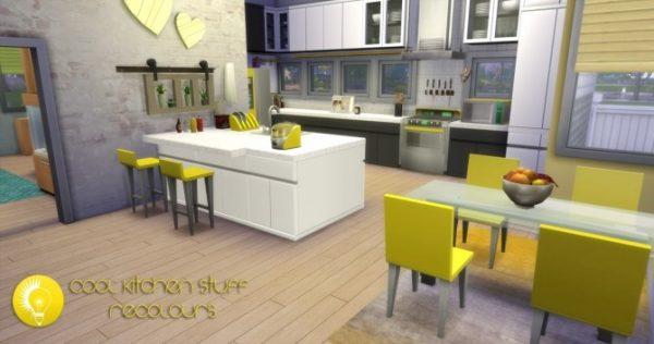 We Share Cool Kitchen Stuff Recolors At Jorgha Haq Sims 4 Updates Medium