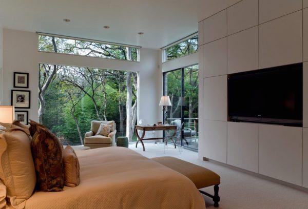 We Share Curtains San Diego Practical Wall Unit Bedroom Modern San Medium