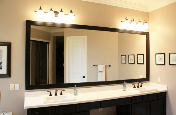 We Share Custom Hanging Mirrors That Make Your Bathroom Pop  The Medium