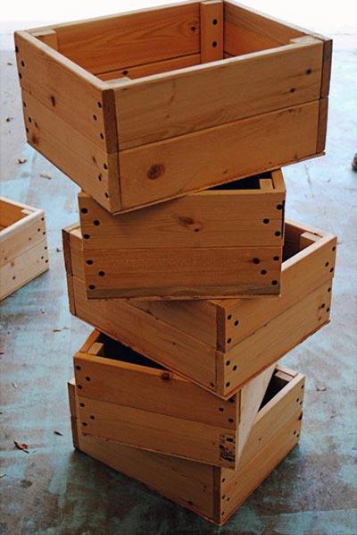 We Share Diy Crate Tutorial Simple Cheap   Easy  Iseeidoimake Medium