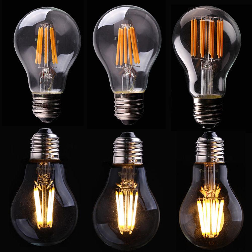 we share e14 e27 edison 220v retro filament led bulb candle light