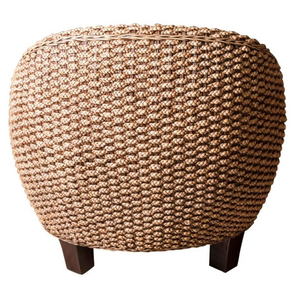 We share Gallery Round Rattan Ottoman Coffee Table Mediasuploadcom