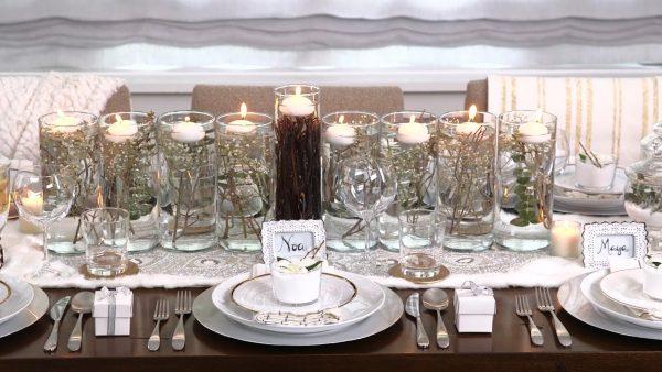 We Share Hanukkah Party Table Decorations   Centerpiecesjoy Of Medium