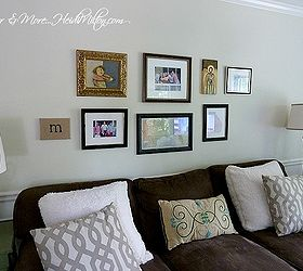 We Share Hometalkfamily Room Picture Gallery Wall Medium