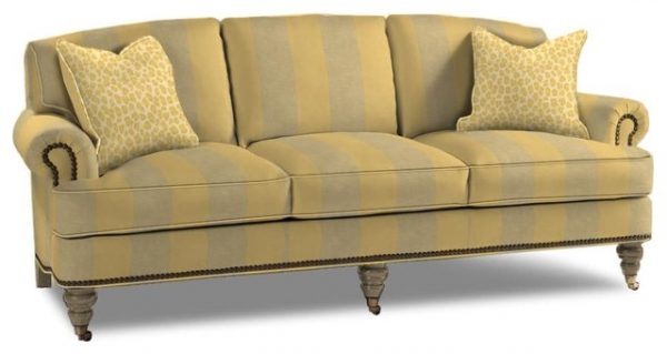 We Share Lillian August Bold Stripe On Sofa Renderimage Medium