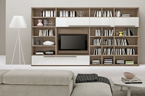 We Share Modern Living Room Wall Units With Storage Inspiration Medium