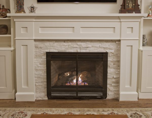 We Share Mosaic Tile Fireplace Surround Glass Mosaic Tile Fireplace Medium
