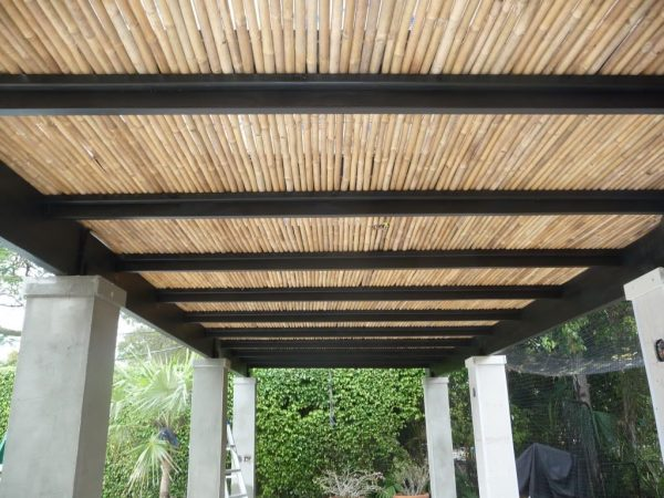 We Share Pergola Roofing Design Ideas From The Natural To The Medium