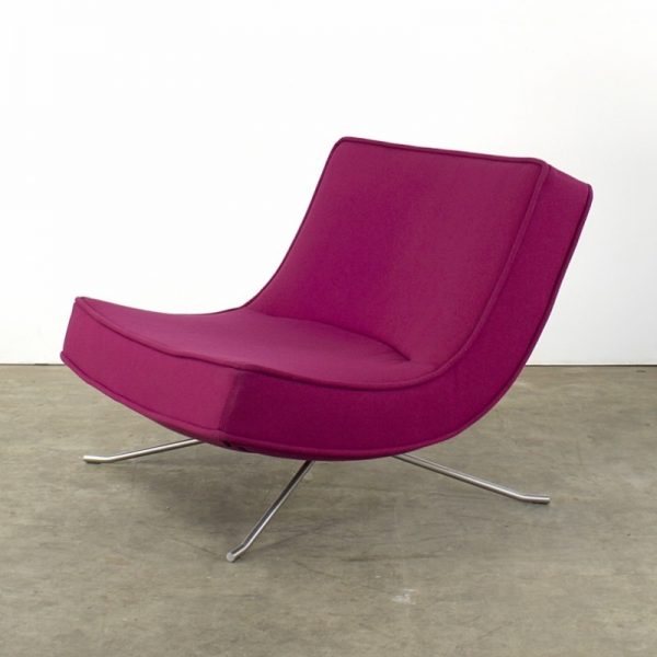 We Share Pop Lounge Chair By Christian Werner For Ligne Roset Medium