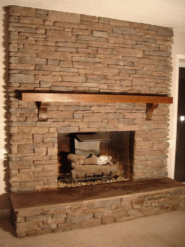 We Share Refacing Fireplace Ideasceramictec Tampa Florida Medium