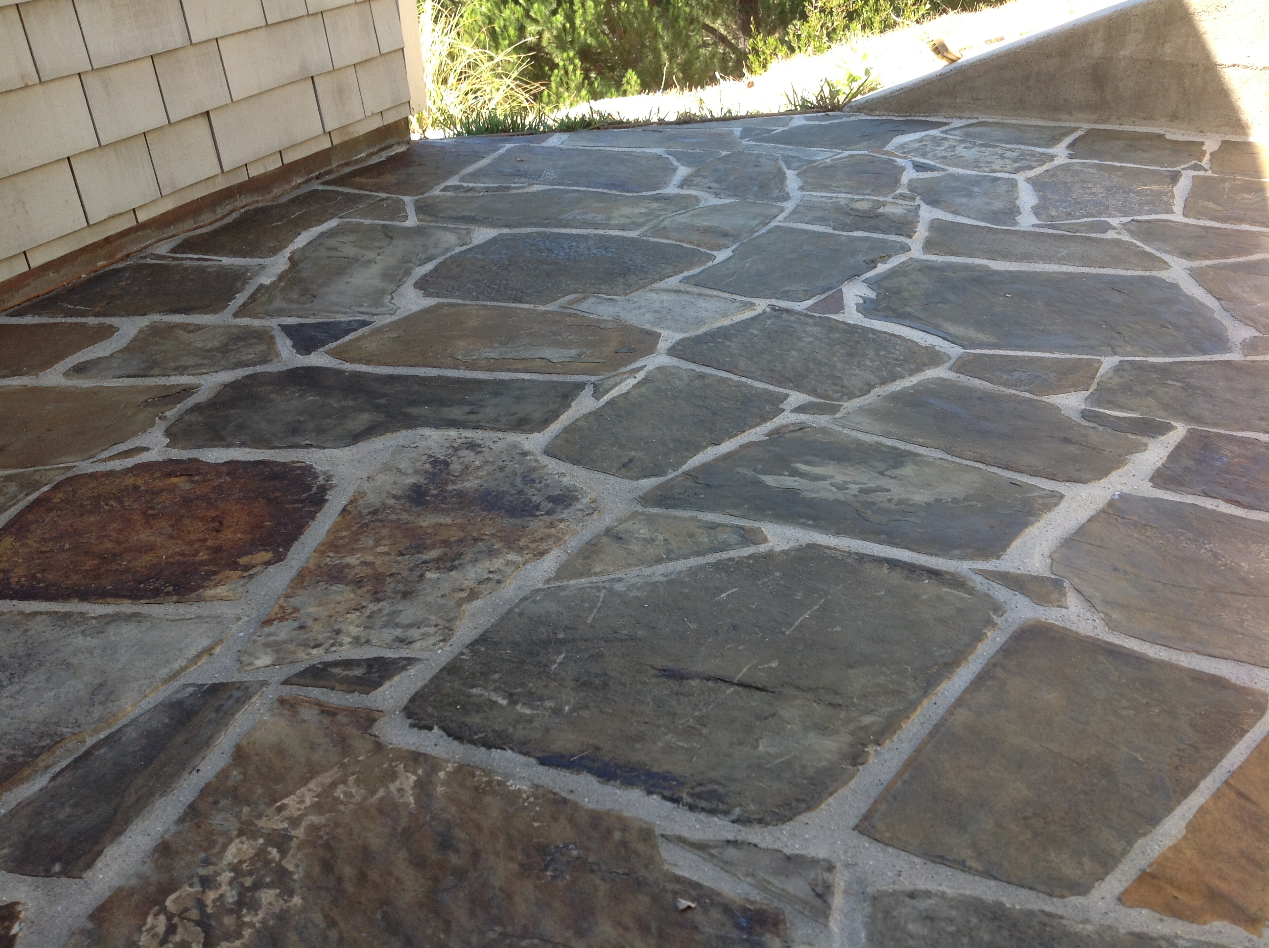 we share refinishing slate tile floors and deep cleaning
