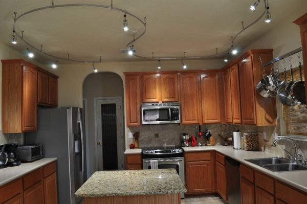 We Share Residential Led Lighting Kitchen   Gallery April2013 Medium