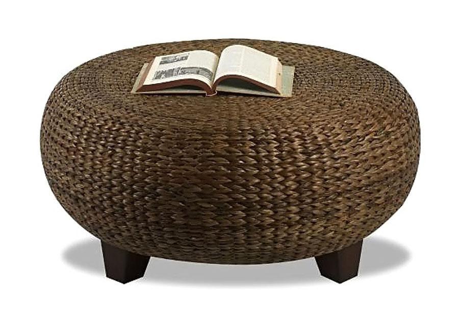 we share round rattan ottoman coffee tablecoffee table design ideas