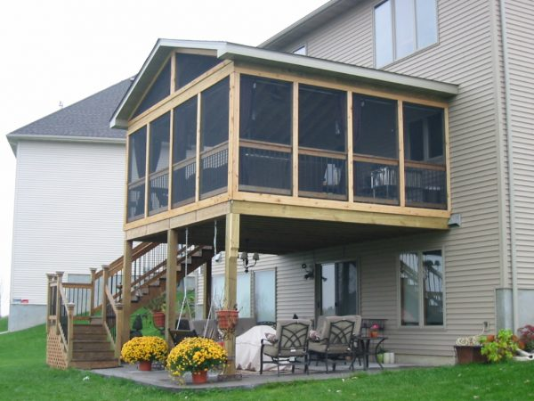 We Share Screened Porch Or Deck  5 Important Considerations In Medium