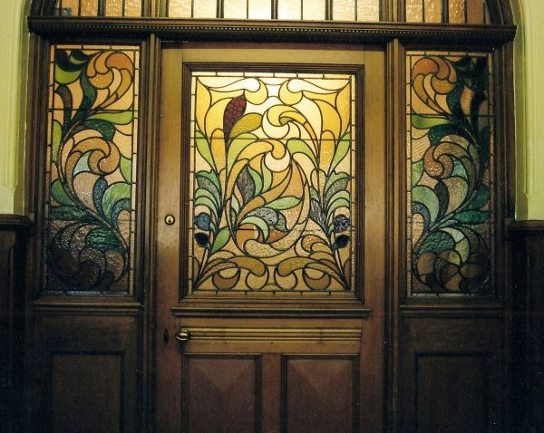 We Share Unique Inspiration Stained Glass Interior Doorshomesfeed Medium