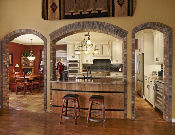 20 Gorgeous Kitchen Designs With Tuscan Decor Medium