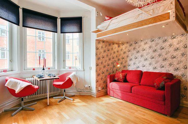 50 Studio Apartment Design Ideas Small   Sensational Medium