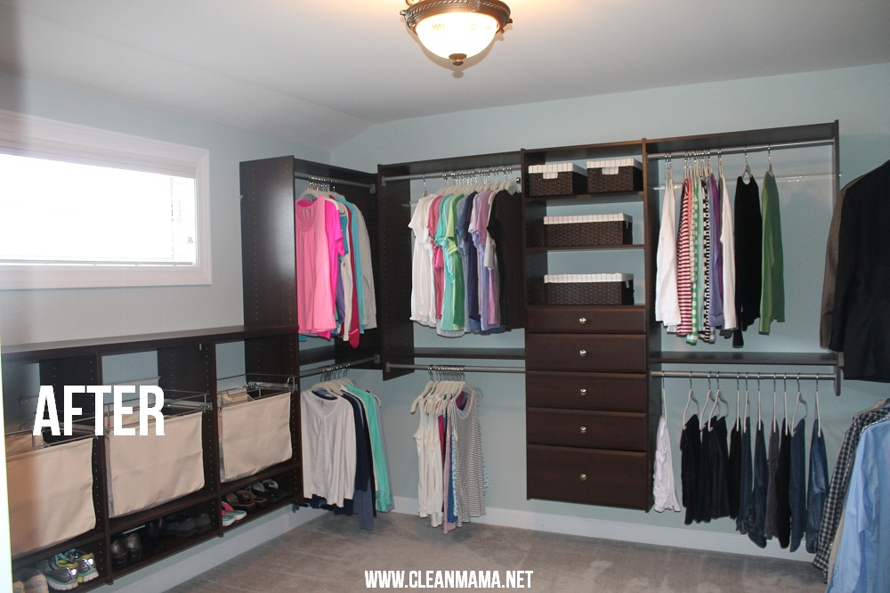 best martha stewart living master bedroom closet makeover