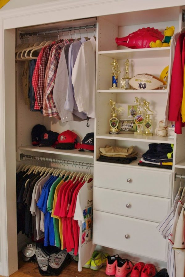Bore Closet Organization Made Simple By Martha Stewart Living Medium