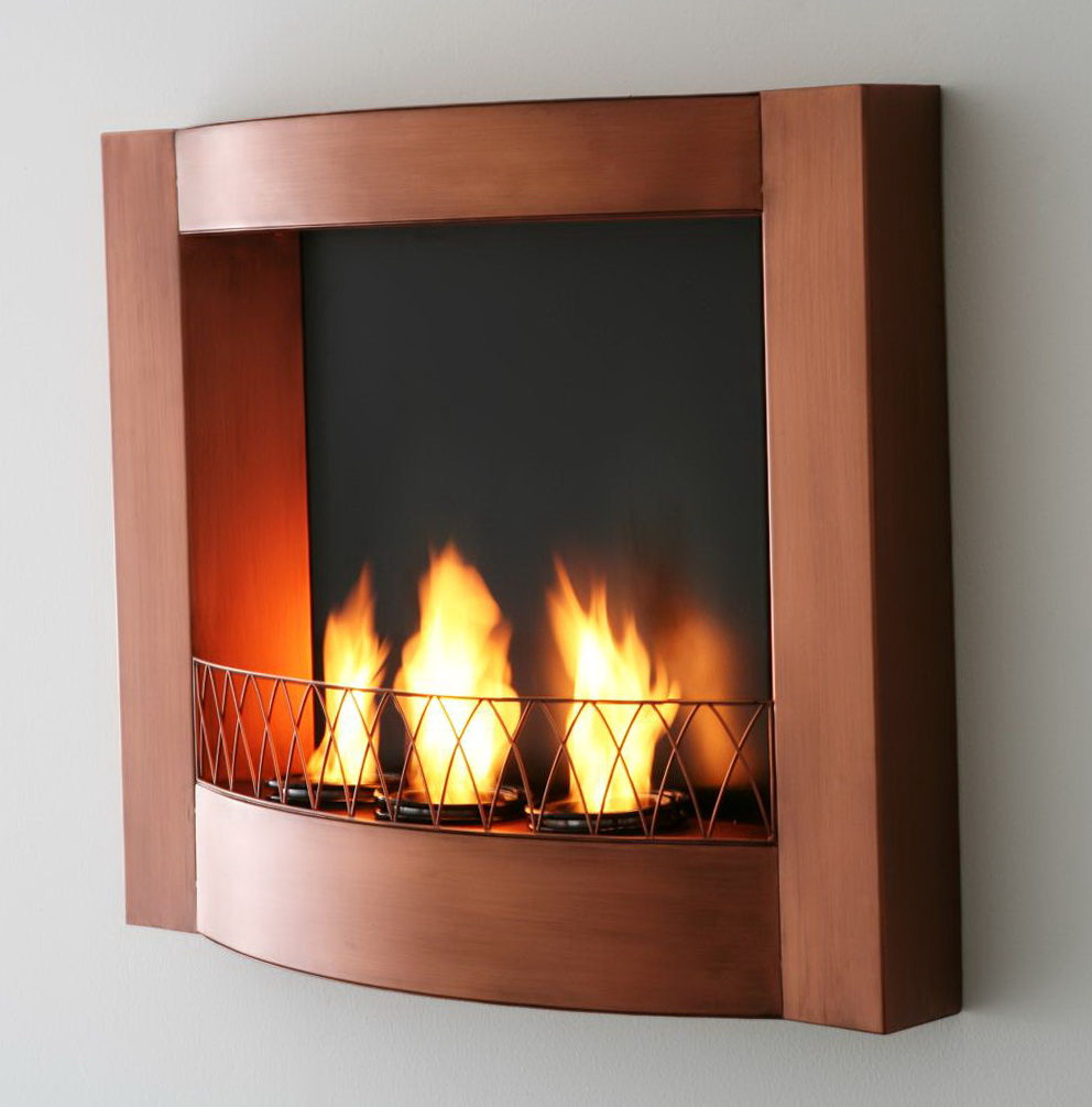 bore wall mount gel fuel fireplacehome design ideas