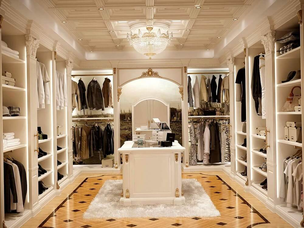 browse 37 luxury walk in closet design ideas and pictures