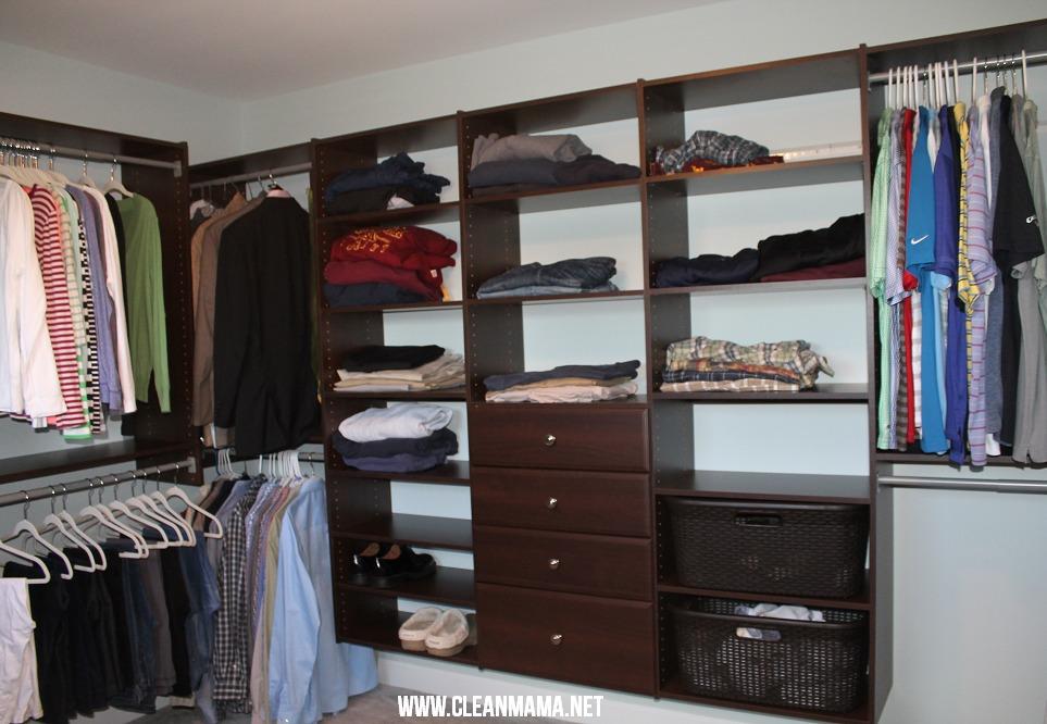 browse martha stewart living master bedroom closet makeover