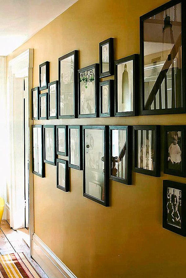 Clever Helpful Hints For Displaying Family Photos On Your Walls Medium