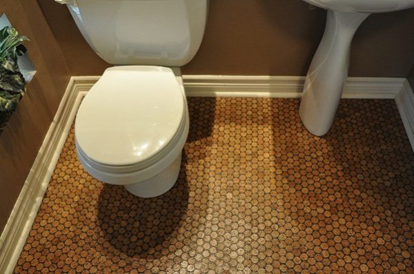 Cork Floor In Bathroom Eco Friendly And Durable Bathroom Medium