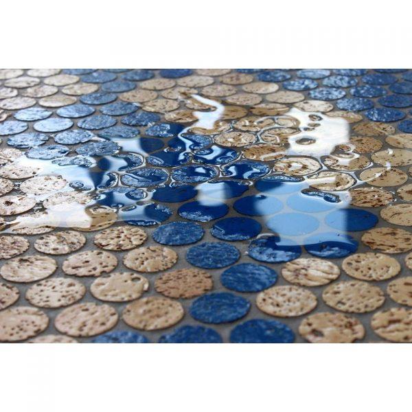 Cork Mosaic Single Tiles 60x30 Cm Flooring Deluxe 800 Medium
