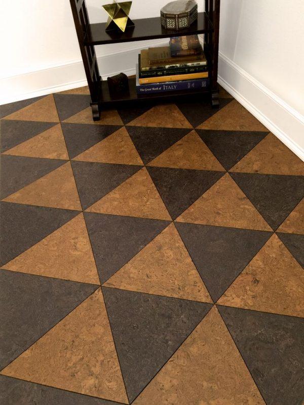 Cork Tile Flooring Cork Mosaic Tile Cork Tiles On Cork Medium