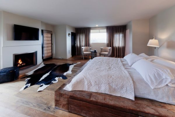 Cowhide Rugs And A Few Ways Of Using Them In Your Interior Medium