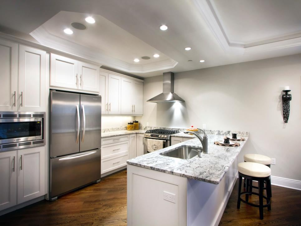 creative design ideas for a recessed ceiling