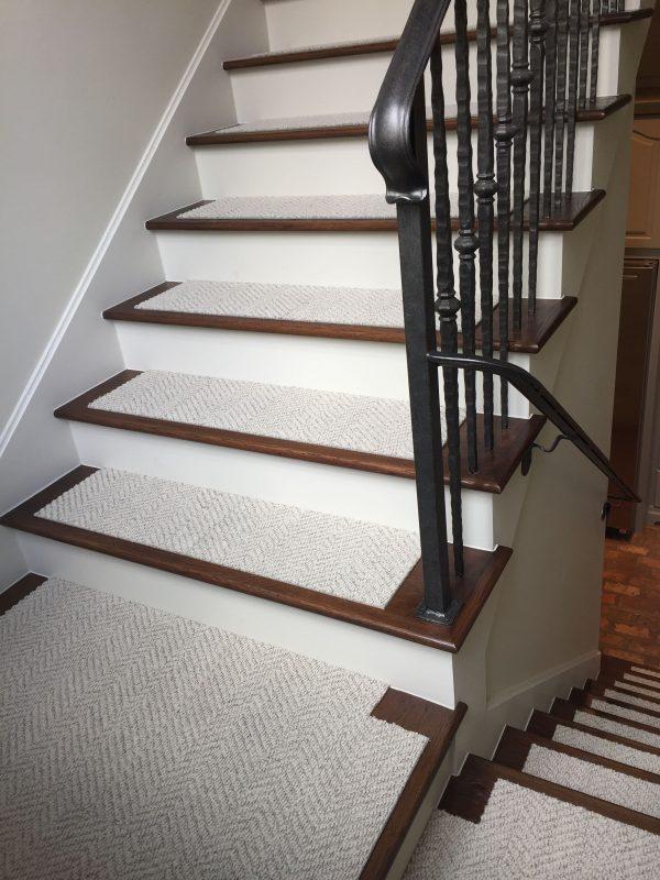 Creative Flor Tiles On Stairstile Design Ideas Medium